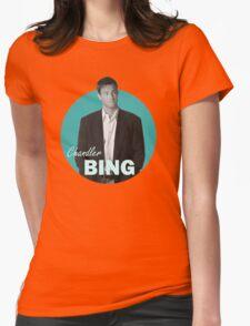 Chandler Bing - Friends Womens Fitted T-Shirt