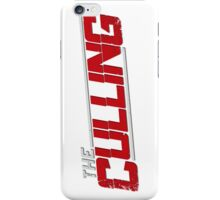 The Culling iPhone Case/Skin