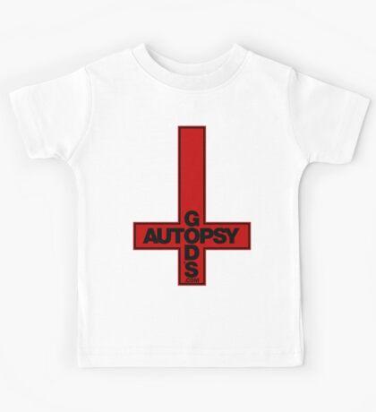 God's Autopsy R/B Kids Tee