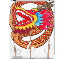 The Dragon Dance Parade iPad Case/Skin