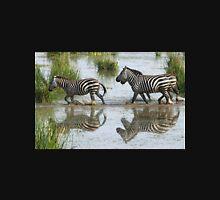 Follow the Leader, Zebra, Amboseli Unisex T-Shirt