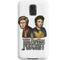 The Broken Podcast Samsung Galaxy Case/Skin