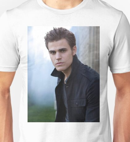 PAUL WESLEY STEFAN SALVATORE 1 Unisex T-Shirt