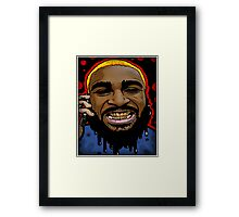 Zombie Juice - Flatbush Zombies Framed Print