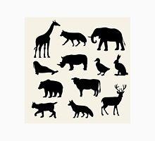 animals icons,vector illustration Unisex T-Shirt