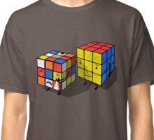 Emotional cubes. Classic T-Shirt