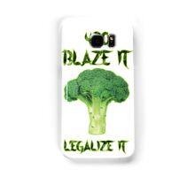 Broccoli 420 Samsung Galaxy Case/Skin