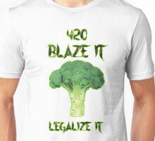 Broccoli 420 Unisex T-Shirt