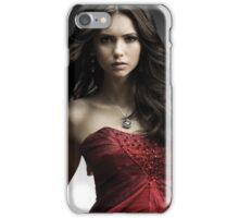 NINA DOBREV ELENA GILBERT 2 iPhone Case/Skin