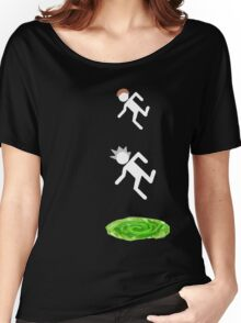 rick and morty 3 Women's Relaxed Fit T-Shirt