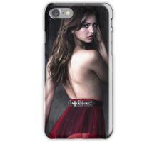 NINA DOBREV ELENA GILBERT 3 iPhone Case/Skin