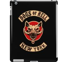 Daredevil - Dogs of Hell c iPad Case/Skin
