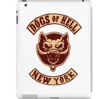 Daredevil - Dogs of Hell iPad Case/Skin