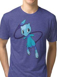 Shiny Mew Tri-blend T-Shirt