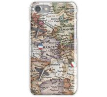 Europe iPhone Case/Skin