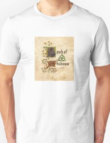 Charmed- book of shadows T-Shirt