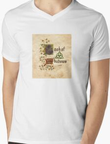 Charmed- book of shadows Mens V-Neck T-Shirt