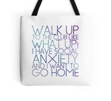 WHAT UP! Tote Bag