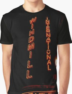West End Lights Graphic T-Shirt