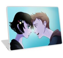 Anna & Damien- Cheer Up Laptop Skin