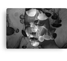 Faces 19 Canvas Print