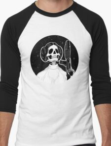 Leia (Stack's Skull Sunday) Men's Baseball ¾ T-Shirt