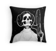 Leia (Stack's Skull Sunday) Throw Pillow
