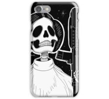 Leia (Stack's Skull Sunday) iPhone Case/Skin