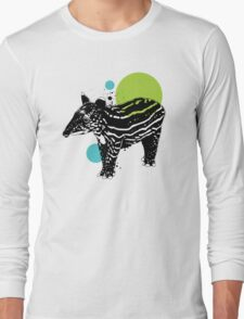 Little tapir Long Sleeve T-Shirt
