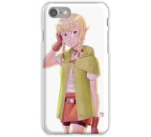 The Legend of Zelda - Linkle Tribute iPhone Case/Skin