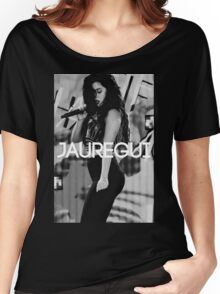 "Lauren Jauregui ""Jauregui Designs"" Women's Relaxed Fit T-Shirt"