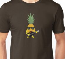 Rock 'n' Roll Pineapple Unisex T-Shirt