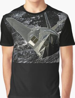 STEALTH BOMBER B-2  Graphic T-Shirt