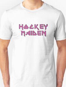 Hockey Maiden Unisex T-Shirt