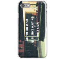 """Nighthawks"" x Halsey iPhone Case/Skin"