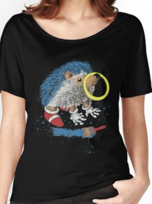 He wants to be the fastest one. Women's Relaxed Fit T-Shirt