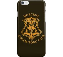 Harry Potter - Horcrux Collectors iPhone Case/Skin
