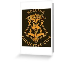 Harry Potter - Horcrux Collectors Greeting Card
