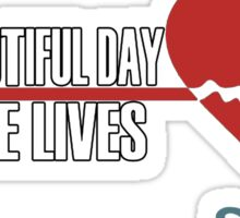Grey's Anatomy - It's a Beautiful Day to Save Lives Sticker