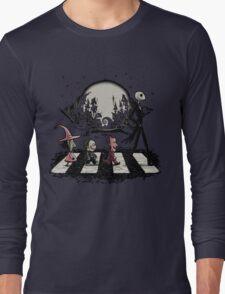Nightmare Before Christmas Long Sleeve T-Shirt