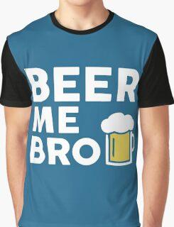 Beer Me Bro Graphic T-Shirt