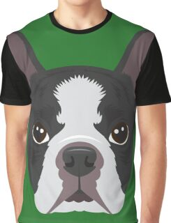 Boston Terrier Graphic T-Shirt