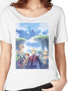 Xenoblade Chronicles Women's Relaxed Fit T-Shirt