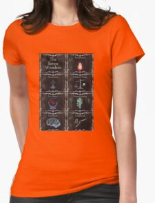 MUST Womens Fitted T-Shirt
