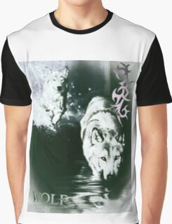 The Lone Wolf Graphic T-Shirt