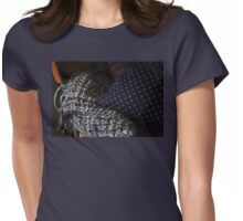 TEXTURE Womens Fitted T-Shirt
