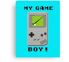 My Game Boy! Canvas Print