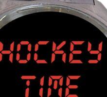 Hockey Time! Sticker