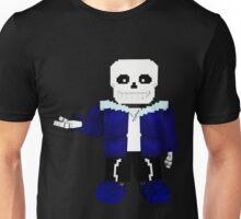 Sans - Undertale - Minecraft Unisex T-Shirt
