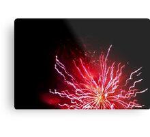 Firework! Metal Print
